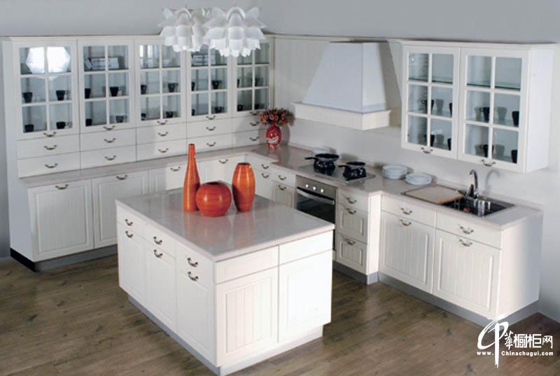 正华厨柜简欧贵族厨房家装图