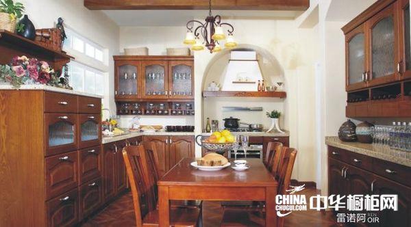 整体橱柜效果图 益有厨柜整体橱柜产品雷诺阿 欧式风格橱柜图片