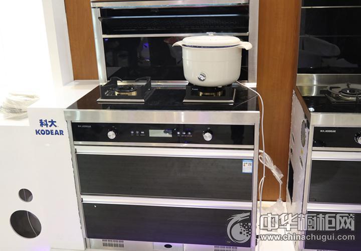 科大集成灶效果图 厨房电器图片