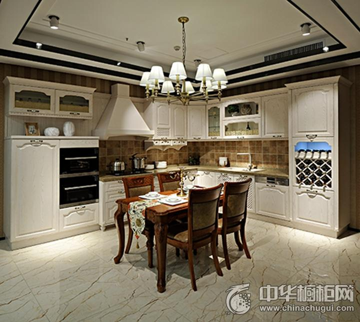 美佳厨柜效果图 简约风格橱柜图片