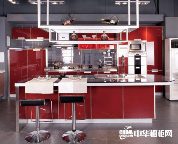烤漆橱柜图片 简约风格橱柜效果图 帅康橱柜整体橱柜产品