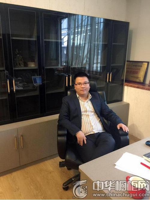 哈尔滨欧派副总经理谭晓平:大家居的核心在于定制和设计!