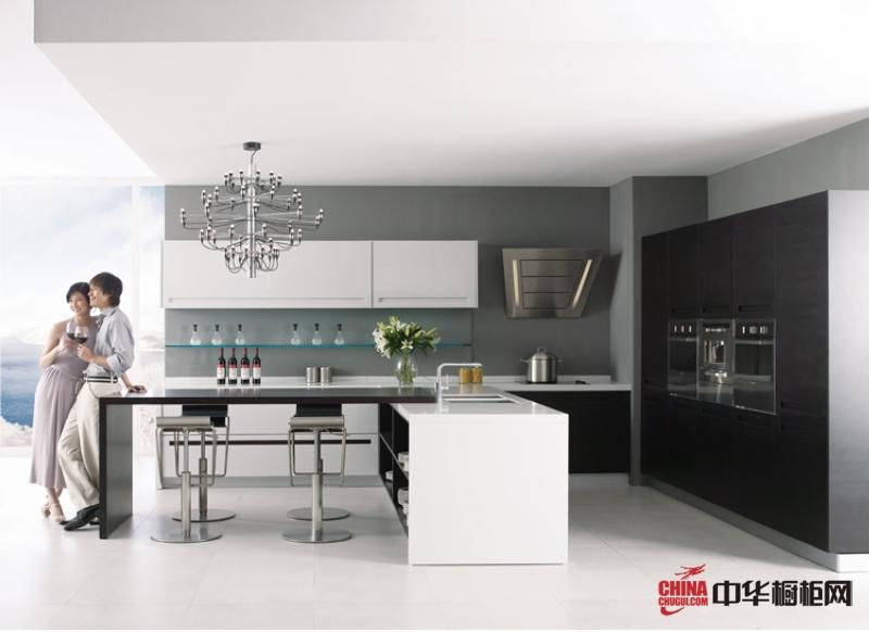 志邦厨柜整体橱柜效果图 简约风格刨花板橱柜效果图