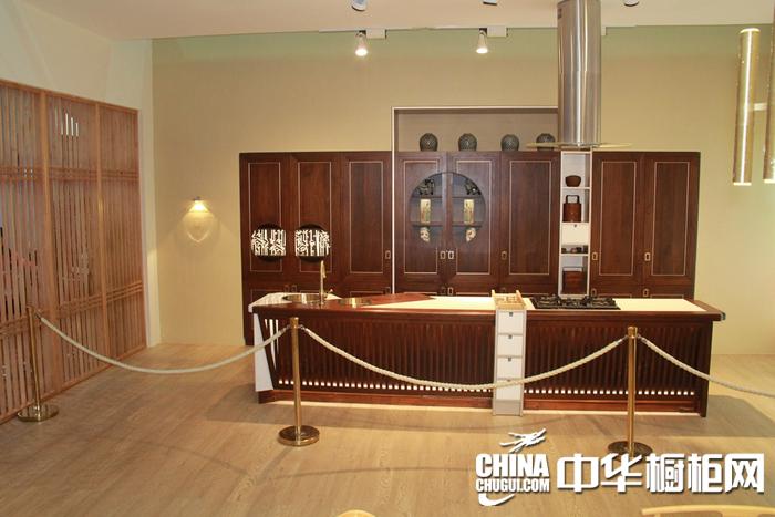2015年上海厨卫展   志邦厨柜参展产品图片