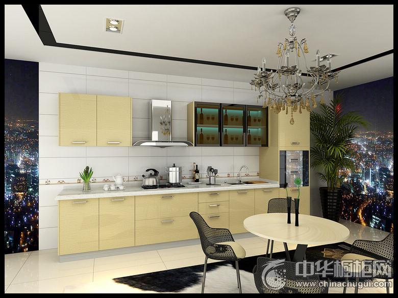 欧曼全屋定制图片 厨房装修效果图