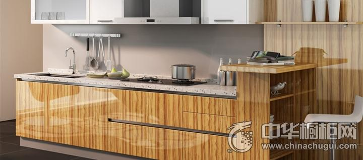 好兆头厨柜效果图 简约风格橱柜图片