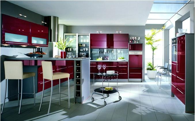 开来橱柜效果图 布拉格风格整体橱柜图片 厨房装修效果图