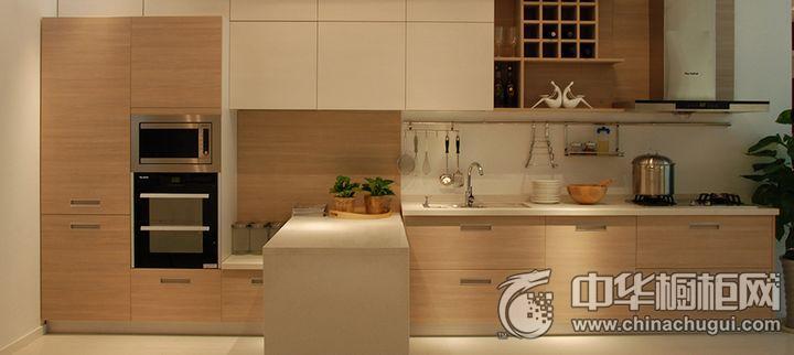 好太太整体厨房柏美洛 古典风格橱柜图片