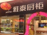 雅泰橱柜福建泉州专卖店