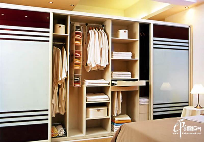 扬子橱柜整体衣柜美图