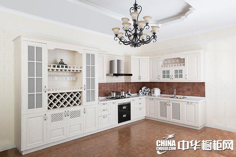 安泊厨柜名爵世家 欧式风格橱柜图片