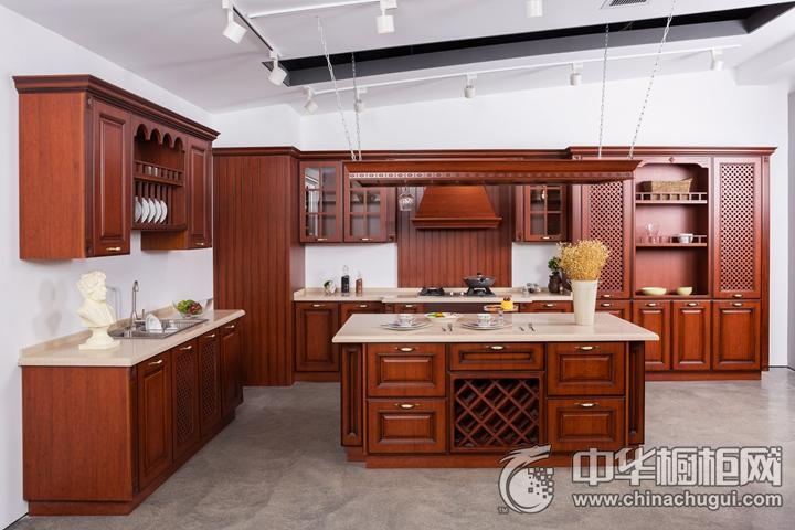 安泊厨柜普罗旺斯效果图 简约风格橱柜图片