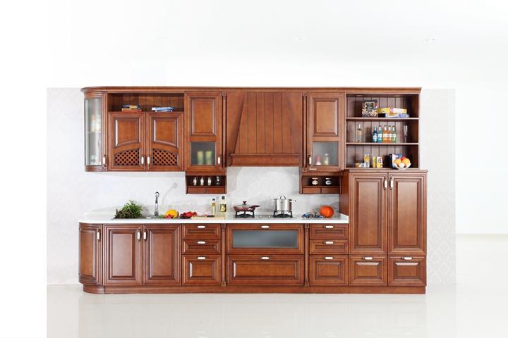 安泊厨柜维吉尼亚效果图 简约风格橱柜图片