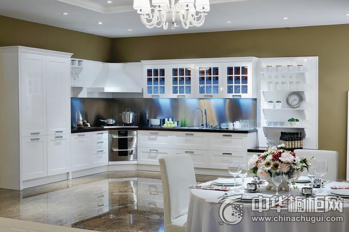 巨迪厨柜爱上轻奢 厨房装修效果图