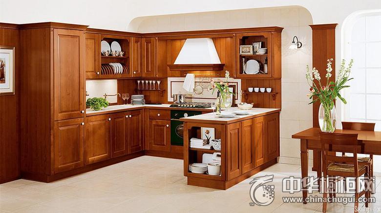 森美厨柜士尔sk-006 古典风格橱柜图片