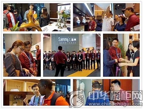 森美橱柜衣柜赢战第七届中国定制家居展览会
