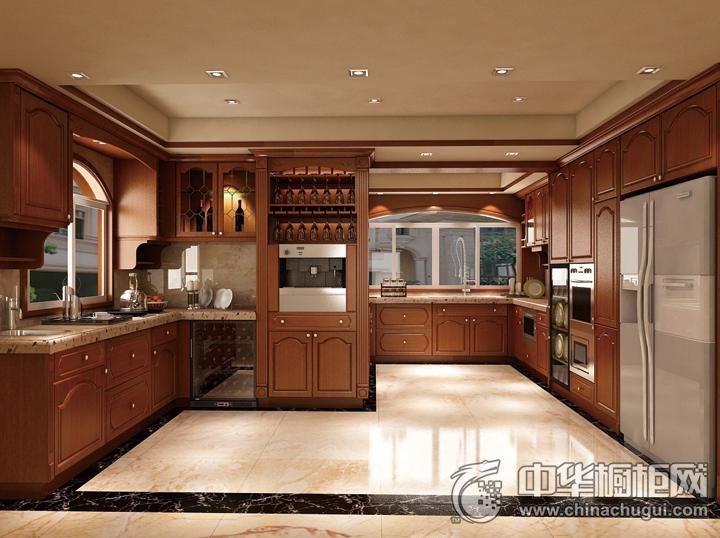 森美厨柜效果图 简约风格橱柜图片
