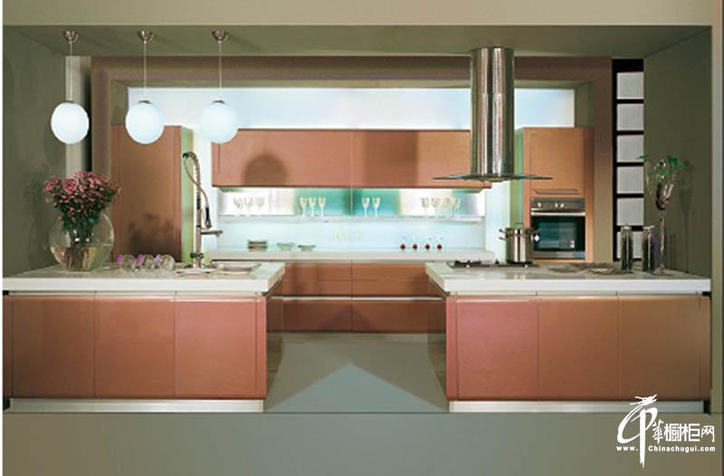 摩登科莱特厨卫橱柜设计效果图