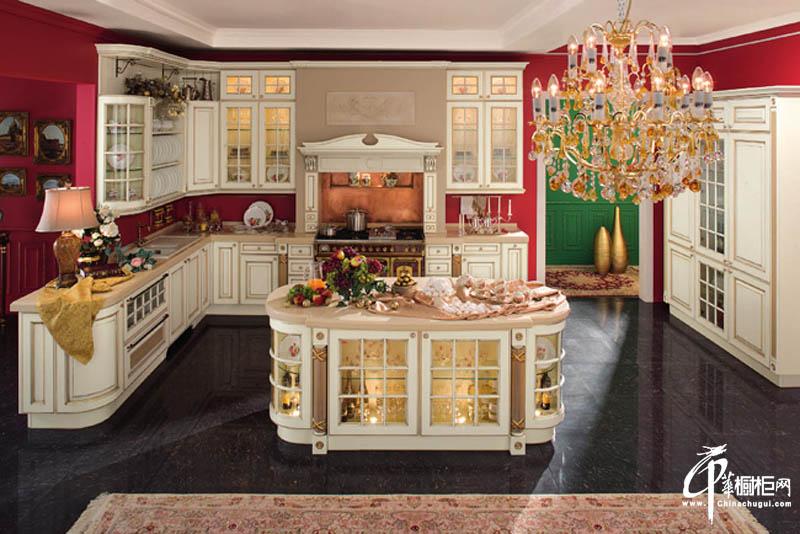 白金汉宫橱柜设计效果图