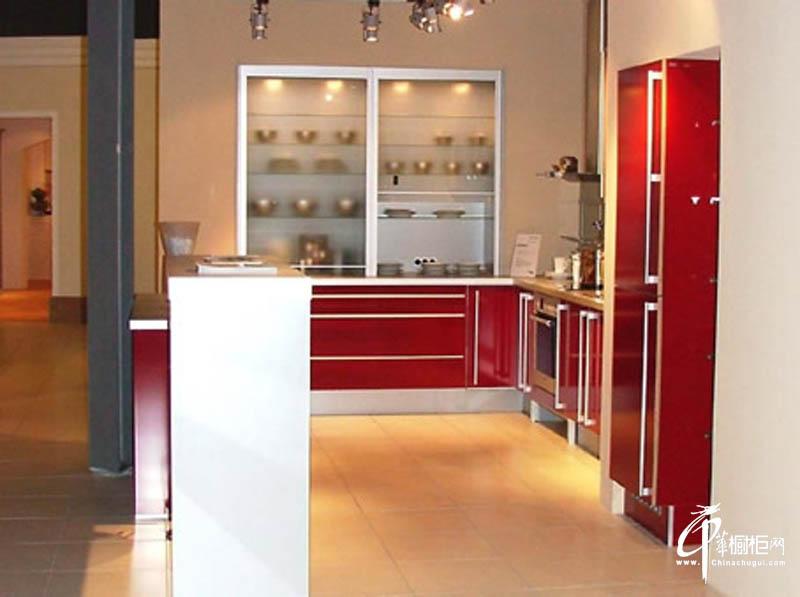 拉斐尔系列烤漆板橱柜效果图