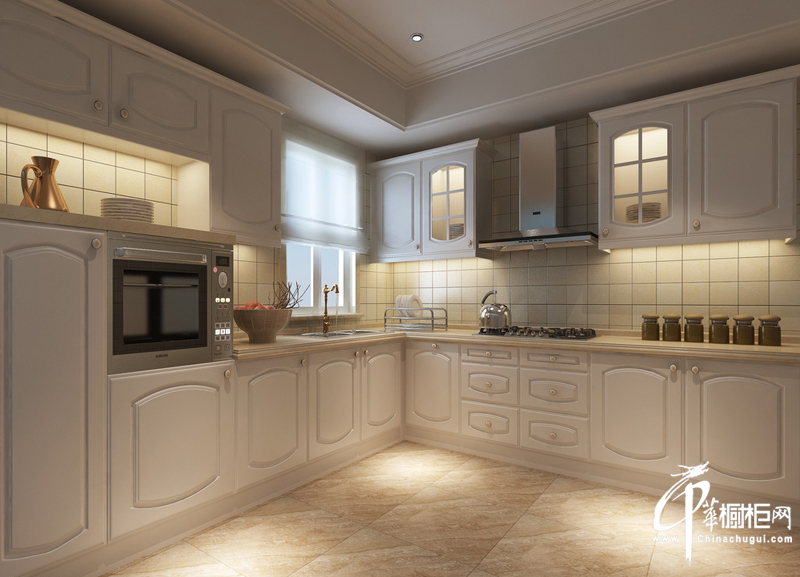 此款为精致欧式风格橱柜装修设计效果美图,中华橱柜网为你提供各式各样的橱柜设计装修美图,希望对您的厨房橱柜设计、厨房布局、橱柜色彩上能提供一些灵感。 --> 此款为精致欧式风格橱柜装修设计效果美图,中华橱柜网为你提供各式各样的橱柜设计装修美图,希望对您的厨房橱柜设计、厨房布局、橱柜色彩上能提供一些灵感。