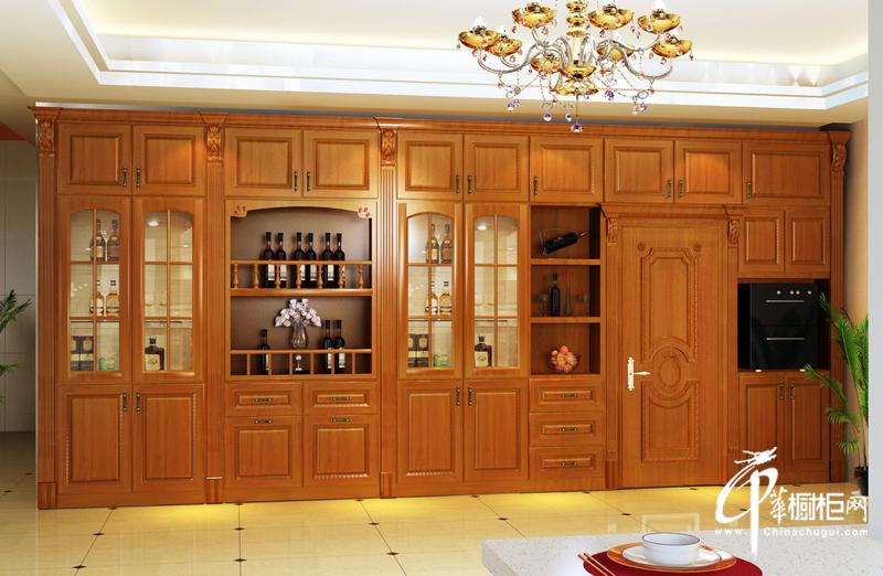 经典欧式橱柜设计整体橱柜效果图
