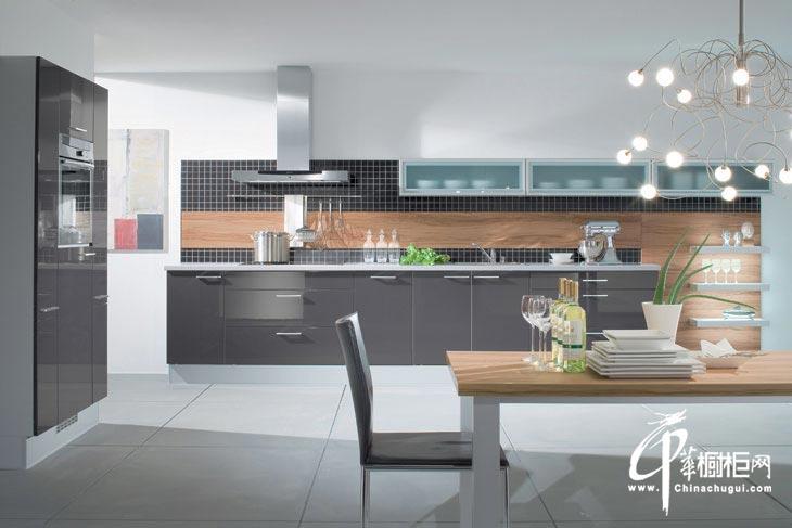 整体橱柜图片 厨房装修效果图彰显整洁大方