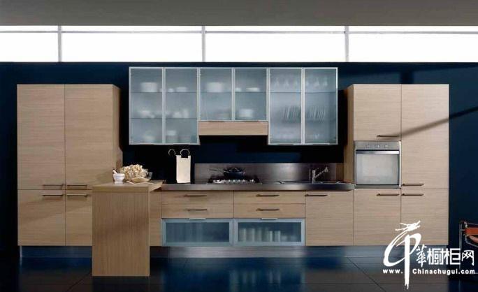 简约风格橱柜装修图片 厨房装修效果图大全2012图片欣赏