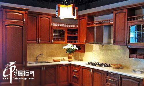 4款欧式风格橱柜 演绎现代简约厨房