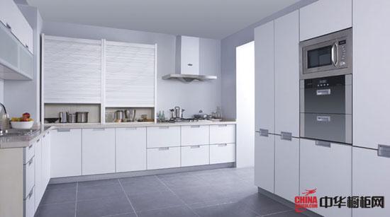 17个简欧风格厨房装修 厨房效果图清新简约