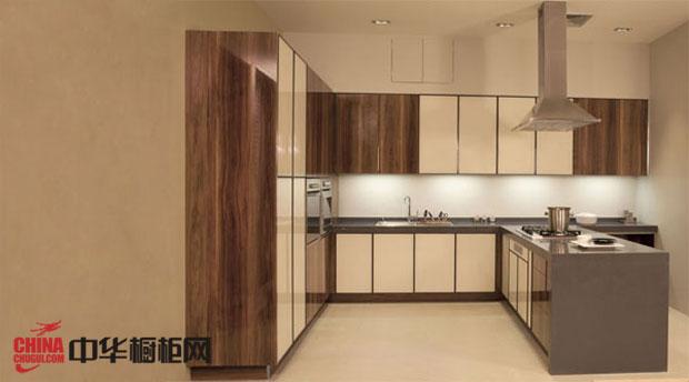 u型整體櫥柜圖片|櫥柜效果圖 鄉村田園風格廚房裝修效果圖大全2012
