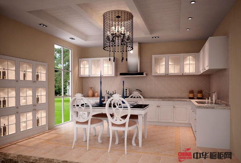 2012最新款整体橱柜图片——西克曼橱柜图片 欧式橱柜图片打造出古朴的德式整体厨房空间