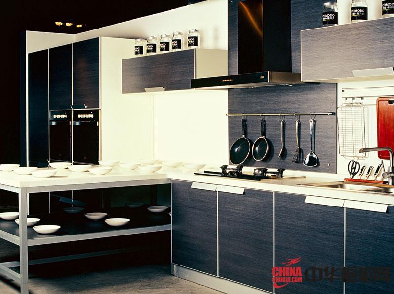 简约风格整体橱柜装修效果图 正华厨柜图片