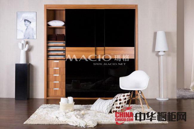 北欧风格玛格衣柜图片-印象冷调 整体衣柜图片欣赏