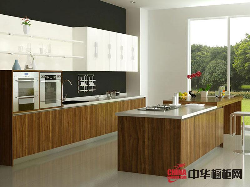 田园风格整体橱柜图片-2012最新款整体橱柜效果图-厨房橱柜图片欣赏