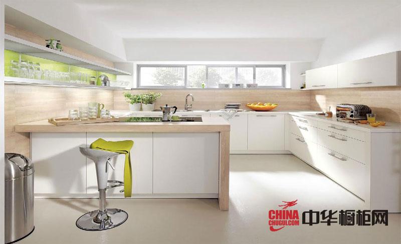 乡村田园风格艾诺橱柜图片 白色烤漆橱柜图片 2012年整体橱柜图片库