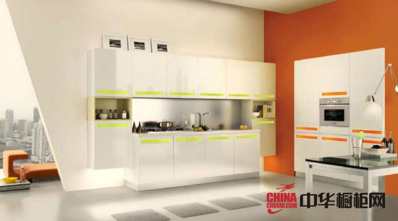白色烤漆橱柜图片-博洛尼橱柜图片-2012年整体橱柜图片库