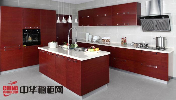 红色烤漆橱柜图片 简约风格橱柜设计图片 厨房装修效果图大全2012图片