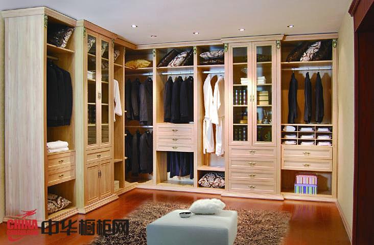 简欧风格整体衣柜效果图 2012最新款整体衣柜图片 卧室装修效果图大全