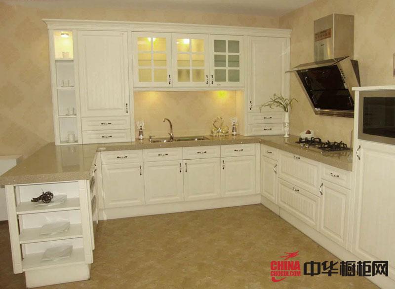 卓先龙邦橱柜图片 欧式实木橱柜效果图 厨房装修效果图大全2012图片