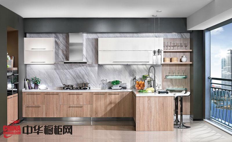 北欧风格整体橱柜效果图 现代简约风格橱柜设计效果图 厨房装修效果图大全2012图片