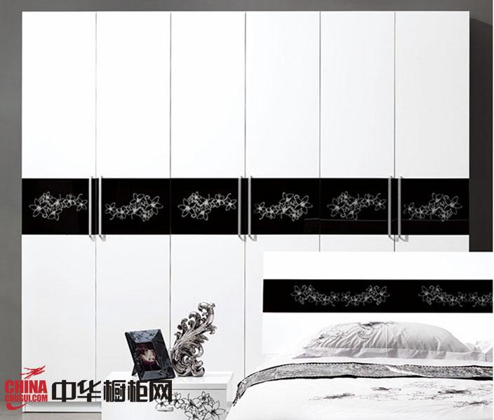 白色烤漆整体衣柜效果图 简约风格衣柜设计效果图欣赏
