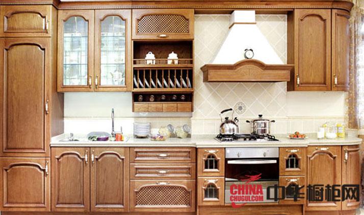 古典风格橱柜设计效果图 意利宝罗马帝王