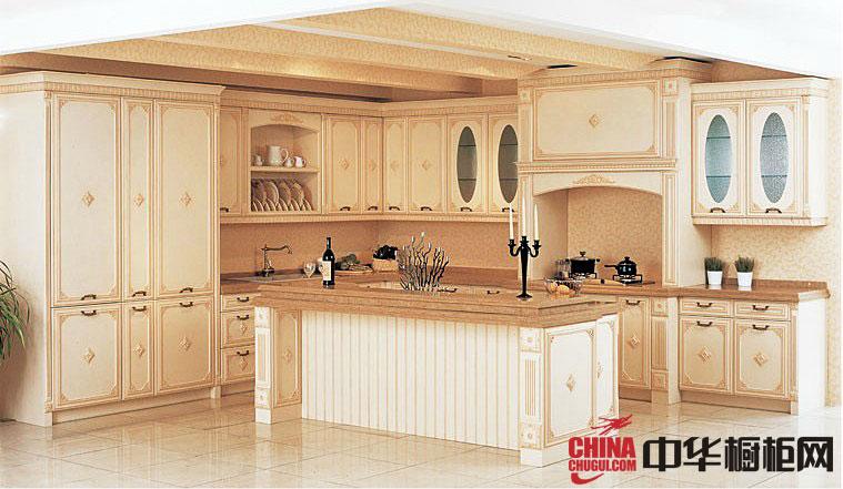 康洁橱柜图片|欧式橱柜图片 白色实木橱柜效果图欣赏