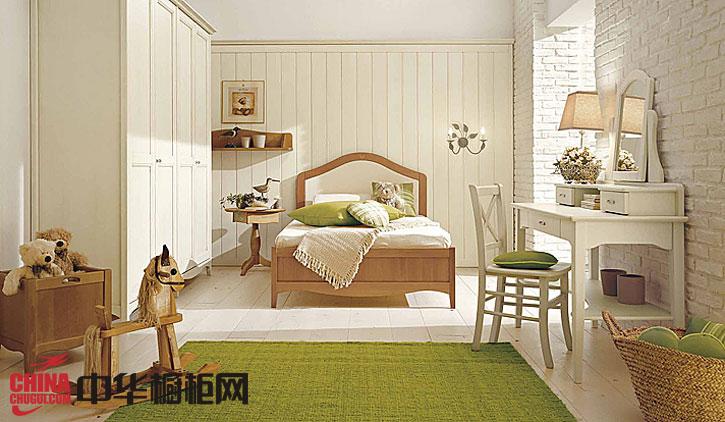 简欧风卧室衣柜装修效果图 2013最新款整体衣柜图片
