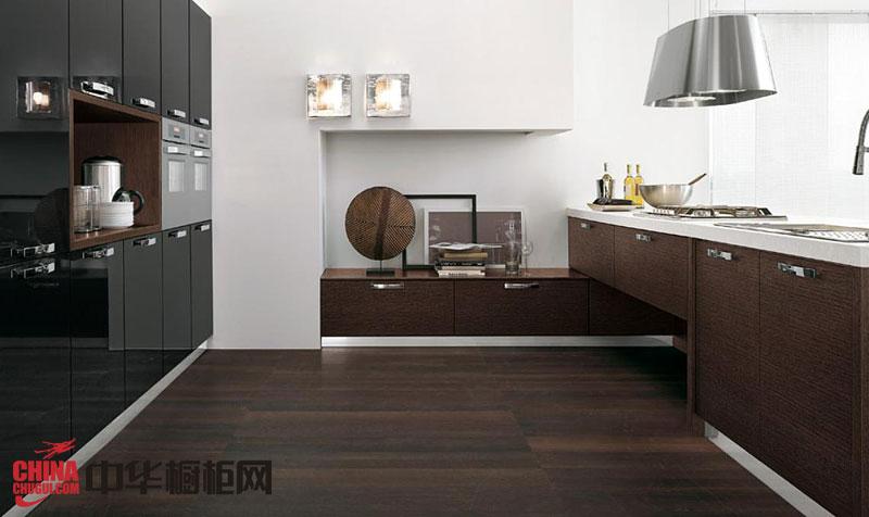 现代简约风格整体橱柜图片 咖啡色厨房装修效果图大全2012图片:各式各样的橱柜效果图、整体橱柜图片、整体橱柜效果图、欧式橱柜图片、实木橱柜图片、厨房橱柜图片、厨房装修效果图大全2012图片、2013最新... -->