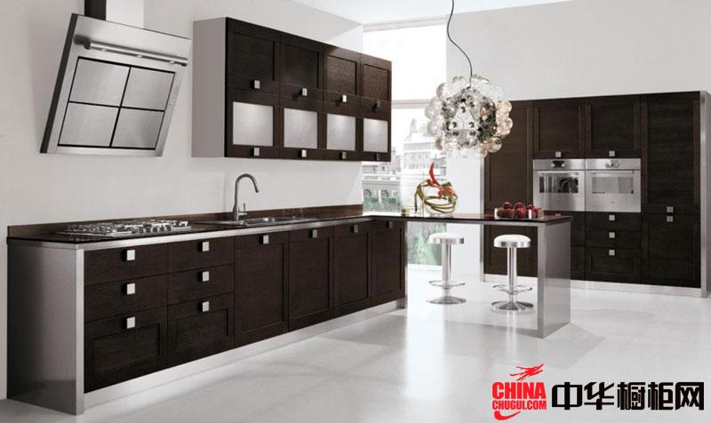 整体厨房设计图 开放式整体厨房装修效果图
