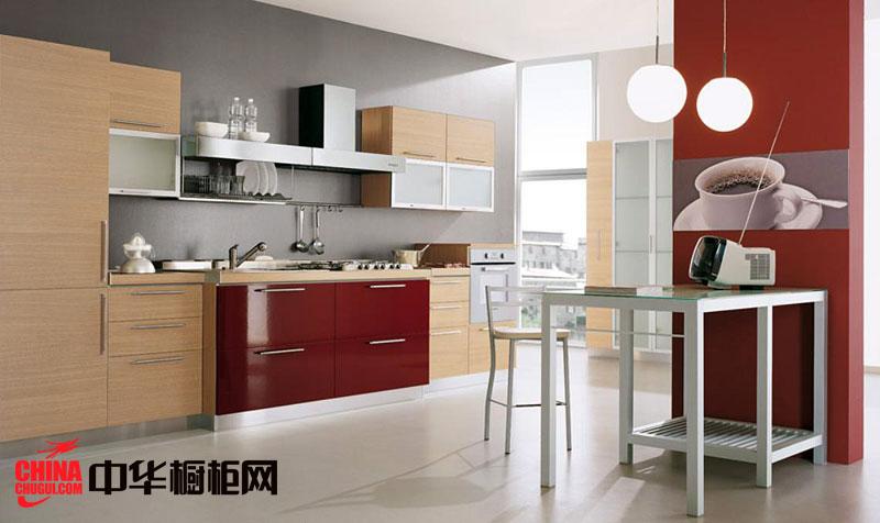 简约风格整体橱柜设计图片 别具一格的厨房设计