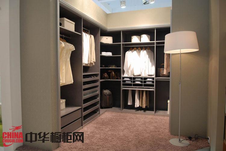 卧室装修效果图大全 最新整体衣柜图片