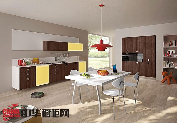 厨房装修效果图大全2013图片 整体橱柜装修效果图